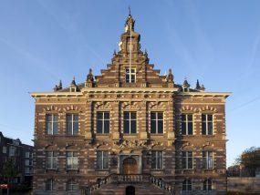 AMSTERDAM - EXTERIEUR - GEMEENTELIJKE ARCHIEFDIENST